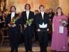 2014 - koncerty Carmina burana u příležitosti založení Univerzity Karlovy 28. a 29. 4. 2014 - foto: Petr Heřman a Vladimír Šigut