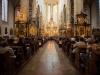 2016 - Koncert k výročí konce 2. světové války, kostel Matky Boží před Týnem v Praze 10. 5. 2016 - foto: Daniel Pražák