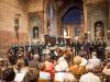 2017 - Koncert v rámci letního zahraničního turné, Église Saint-Marcel, Cluny, Francie, 6. 7. 2017 - foto: Vojtěch Duchoslav
