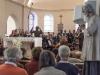2017 - Koncert v rámci letního zahraničního turné, Église Saint-Pancrace, Brandon, Francie, 2. 7. 2017 - foto: Vojtěch Duchoslav