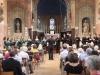 2019 - Koncert v rámci letního zahraničního turné, Église Saint Marcel, Cluny, Francie, 5. 7. 2019 - foto: F.-X. Boutin a K. Soukupová