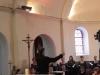 2019 - Koncert v rámci letního zahraničního turné, Église Saint-Pancrace, Brandon, Francie, 30. 6. 2019 - foto: F.-X. Boutin a K. Soukupová