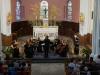 2019 - Koncert v rámci letního zahraničního turné, Église St. Jean-Baptiste, Tramayes, Francie, 4. 7. 2019 - foto: F.-X. Boutin a K. Soukupová